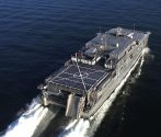 U.S. Navy Accepts Delivery of Fourth Joint High Speed Vessel