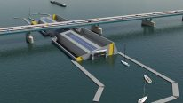 This Tilting Lock Could Solve Traffic Problems Caused By Movable Bridges