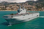 France Balks at Delivering New Warship to Russia