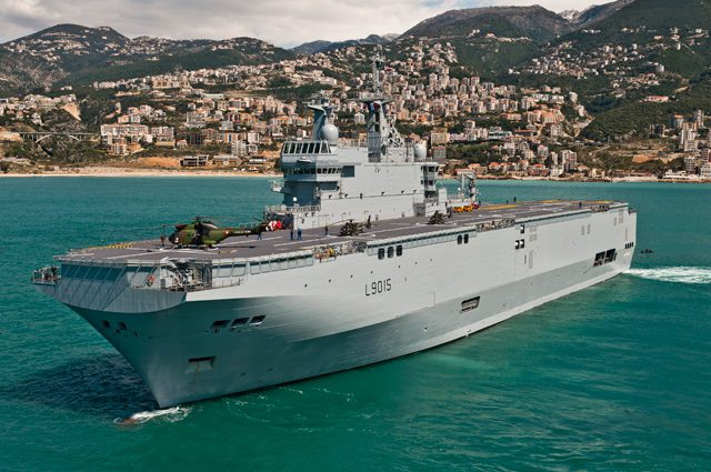 bpc dixmude mistral class
