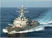 U.S. Navy Command Triad Fired