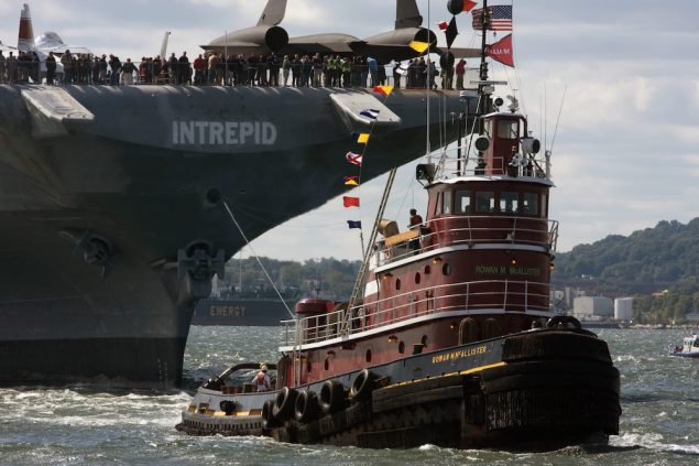 File photo courtesy American Maritime Partnership