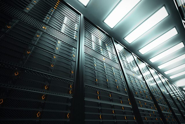mainframe computer supercomputer server computing