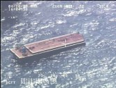 Barge Adrift In Beaufort Sea Off Alaska's North Slope