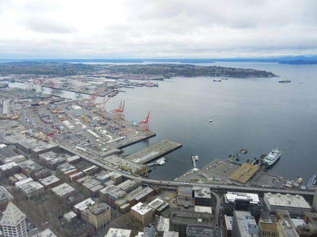 Port of Seattle. Photo (c) Stefan Wolczko