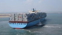 Maersk Profit Gains as Container Volumes Up While Costs Down