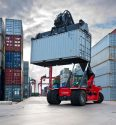 Kalmar to Improve Efficiency at the Port of Felixstowe with Four Reachstackers