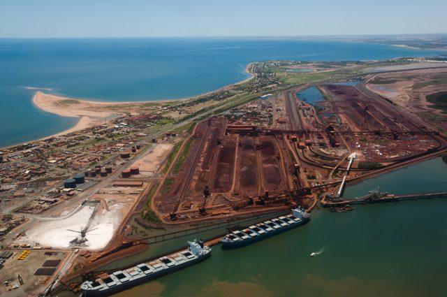port hedland australia