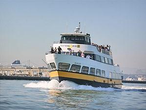 Photo credit: Blue & Gold Fleet, San Francisco