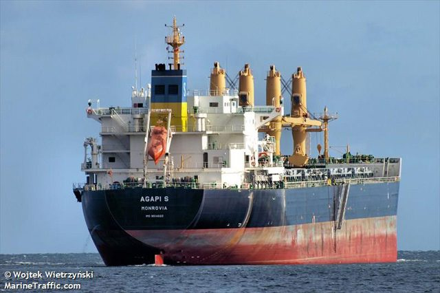 agapi s bulk carrier