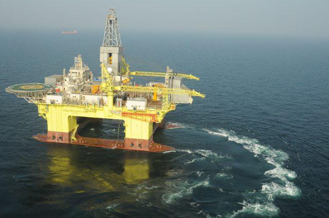 coslprospector drilling rig