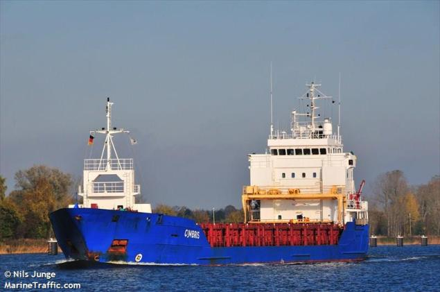 Photo (c) MarineTraffic.com/Nils Junge