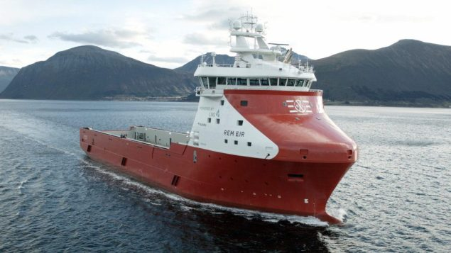 MV Rem Eir. Photo: Kleven