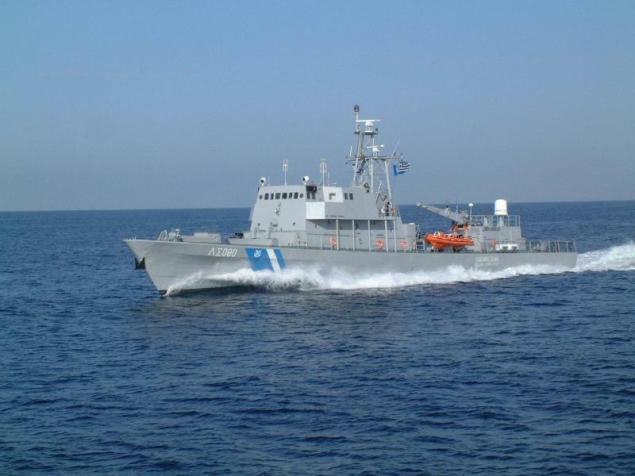 File photo (c) Hellenic Coast Guard