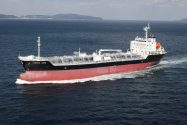 Chemical Tanker First to Use New Duplex Stainless Steel Cargo Tanks