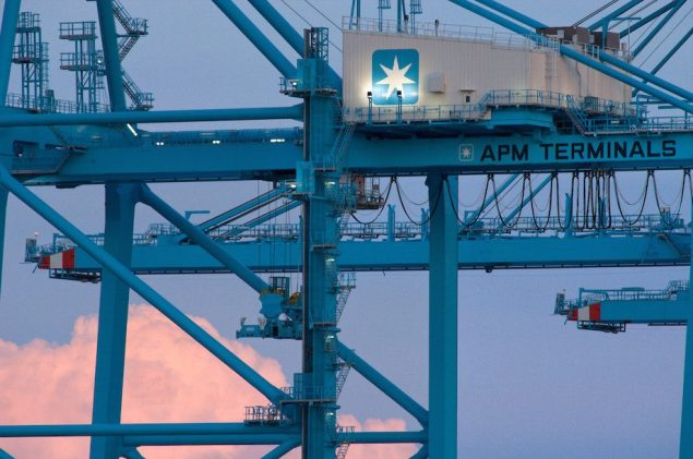 Photo credit: APM Terminals