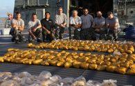 Australian Frigate Intercepts Huge Stash of Heroin