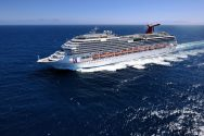 Carnival Unveils Hybrid Wireless Network for High-Speed Internet at Sea