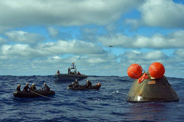 NASA Orion Program