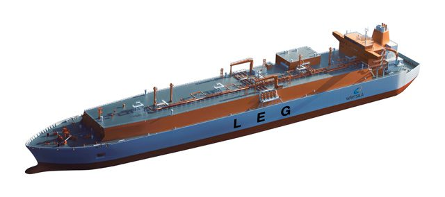 very large ethane carrier vlec