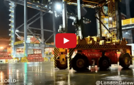 Time-Lapse Video: London Gateway Operations