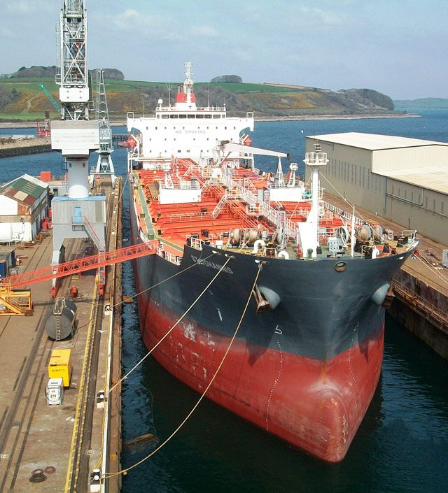 St. Johnanis product tanker
