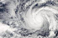 Another Super Typhoon Takes Aim at Central Philippines