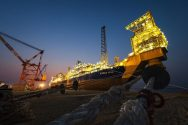 N'Goma FPSO Achieves First Oil Offshore Angola