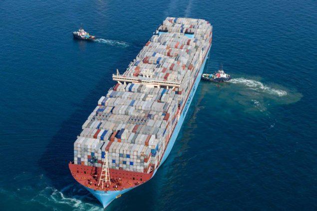 Photo courtesy Maersk