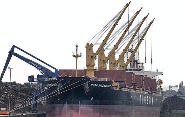 thor friendship bulk carrier