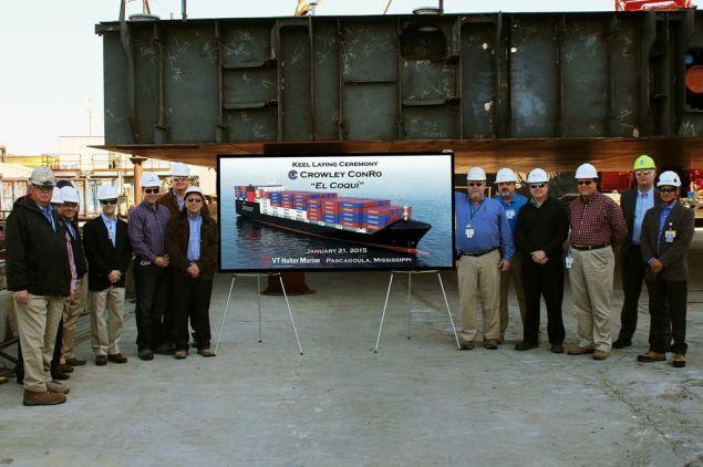 Photo courtesy Crowley Maritime Corp.