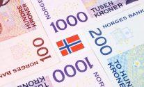 norwegian finance money norway bank notes