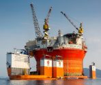 Goliat FPSO Prepares for 60-Day Voyage Aboard the Dockwise Vanguard [IMAGES]