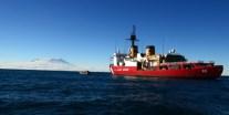 USCG Icebreaker 'Polar Star' Sent to Rescue Vessel Stuck in Ice Off Antarctica