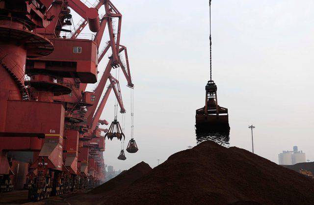 iron ore china dry bulk