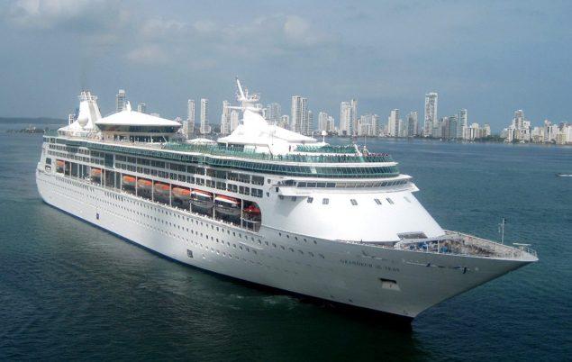 Grandeur of the Seas file photo via Wikimedia Commons