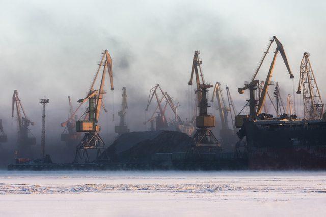 coal shipping dry bulk