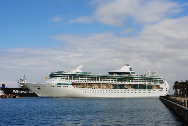 Splendour of the Seas file photo courtesy Royal Caribbean International
