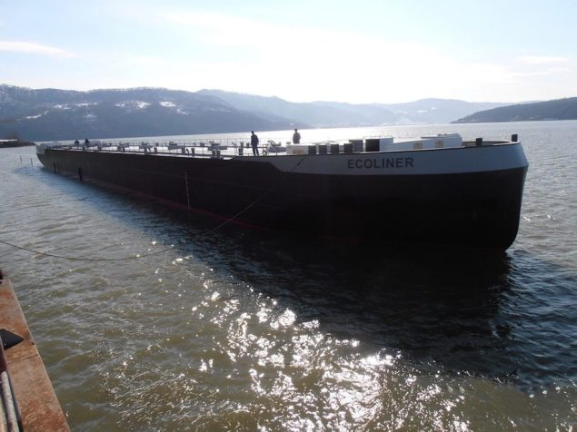 Damen EcoLiner. Photo courtesy Damne Shipyards Group