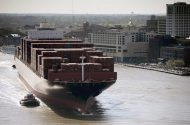 Port of Savannah Welcomes Largest Ship Yet