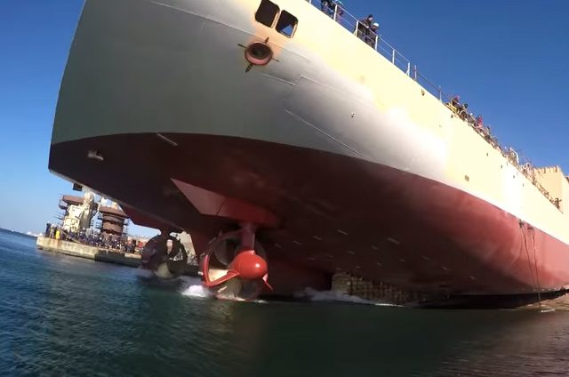 isaac newton ship launch