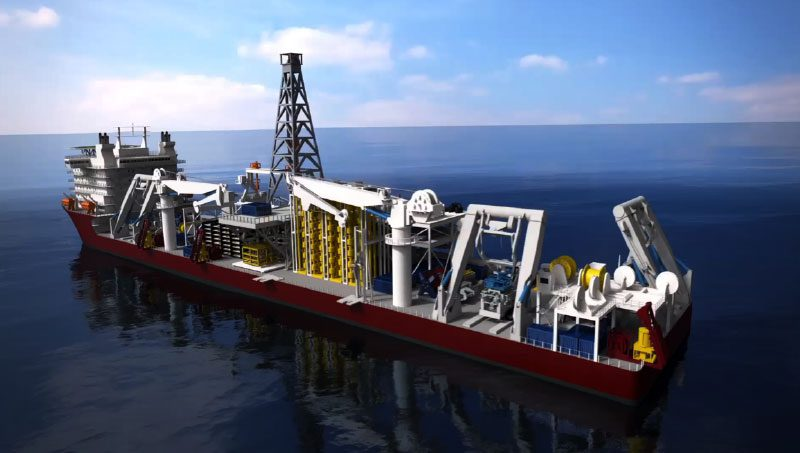 Rolls Royce To Power World S First Seabed Mining Ship