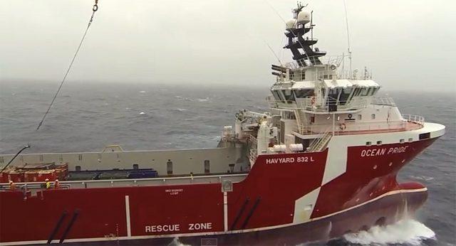 Ocean pride psv atlantic offshore