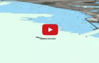 AIS Replay of MV Maersk Garonne Grounding in Fremantle, Western Australia [VIDEO]