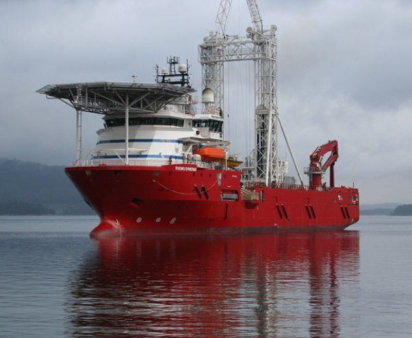 Photo courtesy Fugro