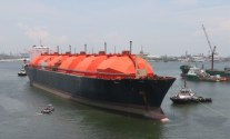 Rolls-Royce to Power Golar's New Floating LNG Liquefaction Ship
