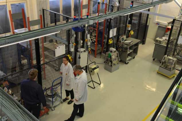 ABB  Research Lab in Oslo