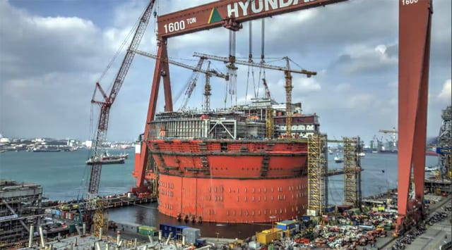 goliat fpso hyundai heavy industries