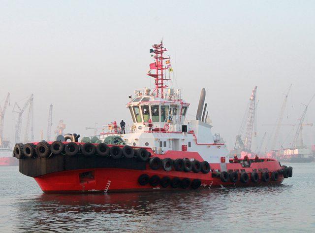 rastar 3500 robert allan tugboat