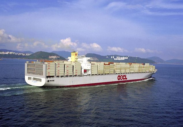 File photo courtesy OOCL